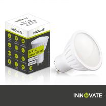 GU10 LED Strahler 2835SMD, 4,5 Watt, 3000K, warmweiss