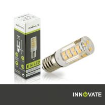 E14 LED 3,5W, warmweiss