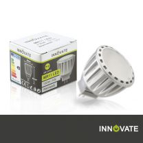 MR11 LED 4W, 120°, warmweiss