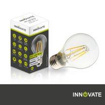 E27 LED Birne, 7 W, 700 lm, warmweiß
