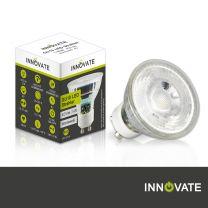 GU10 LED Strahler 5W, 45°, prismatisch, warmweiß
