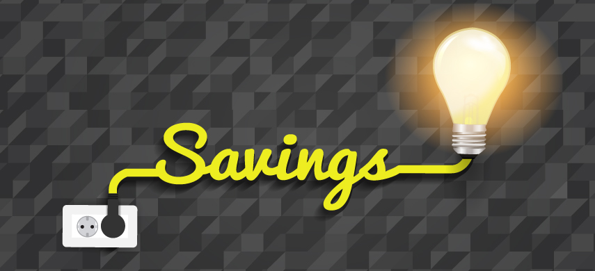 LED Strom sparen